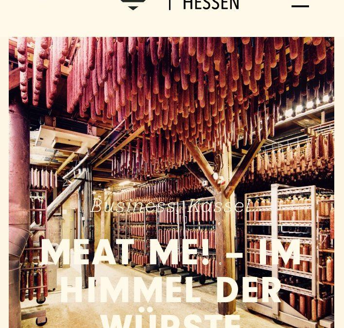 Meat me! – Im Himmel der Würste (FEELS LIKE HESSEN, Juli 2017)