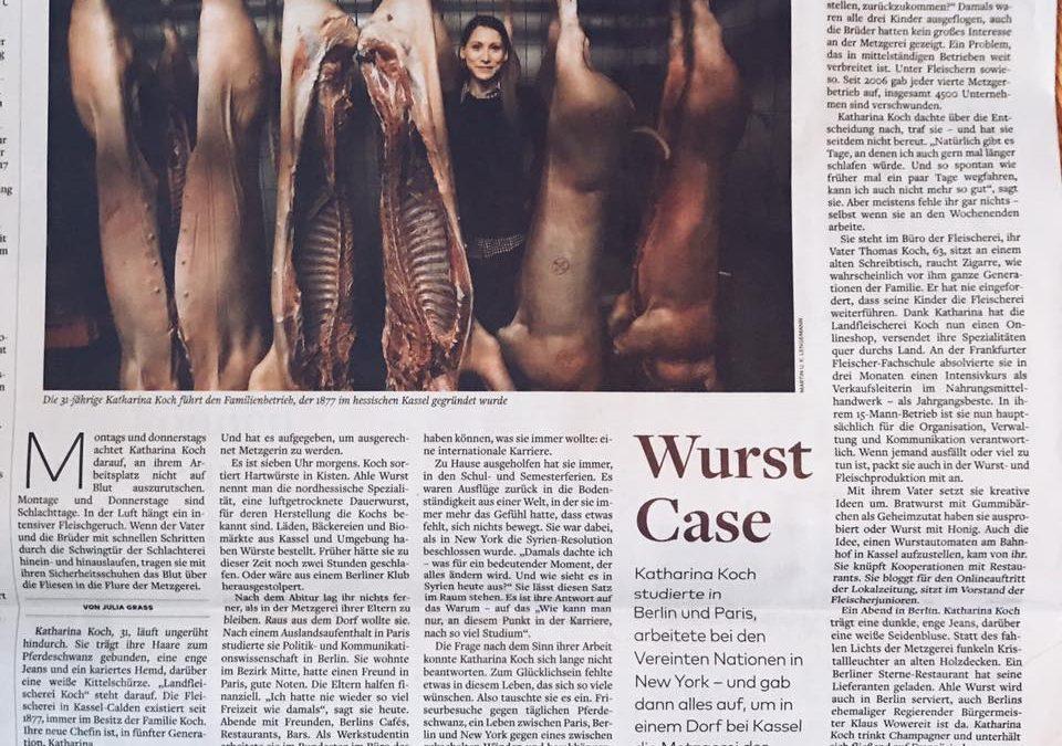 """""""Wurst Case"""" (Welt, 09.12.2017)"""