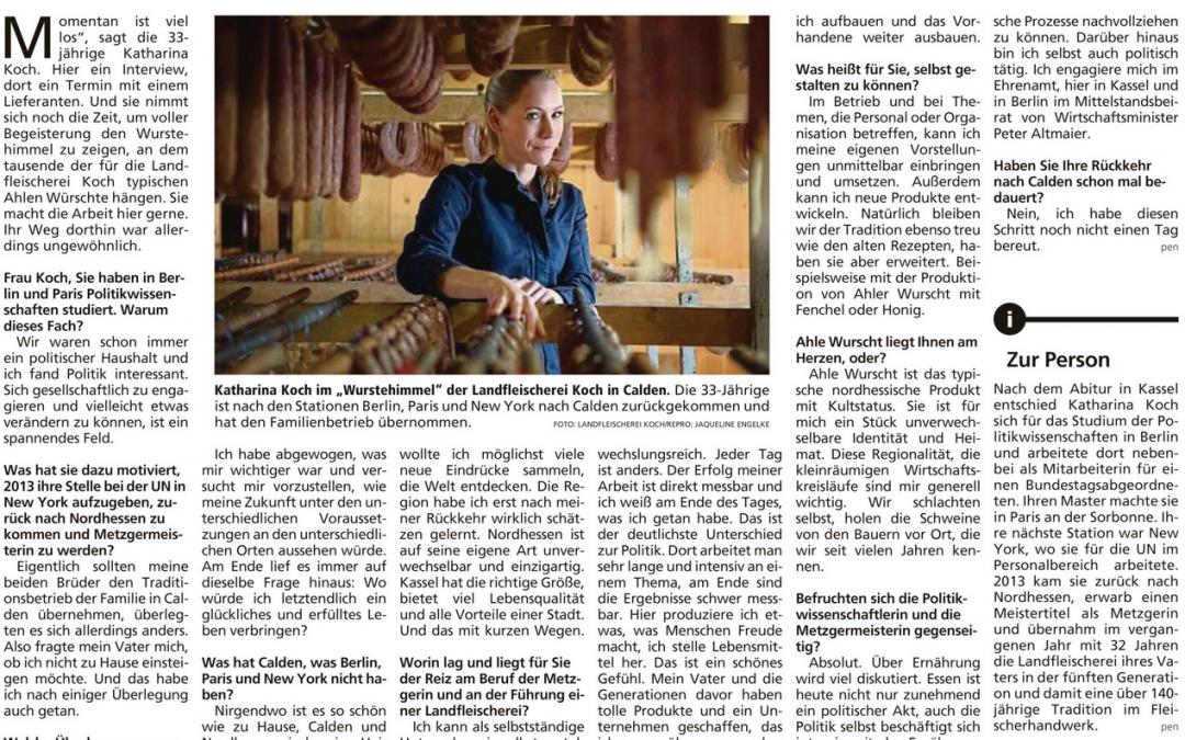 """""""Nirgendwo ist es so schön wie Zuhause"""" (HNA """"Willkommen Zuhause"""", 24.12.2019)"""