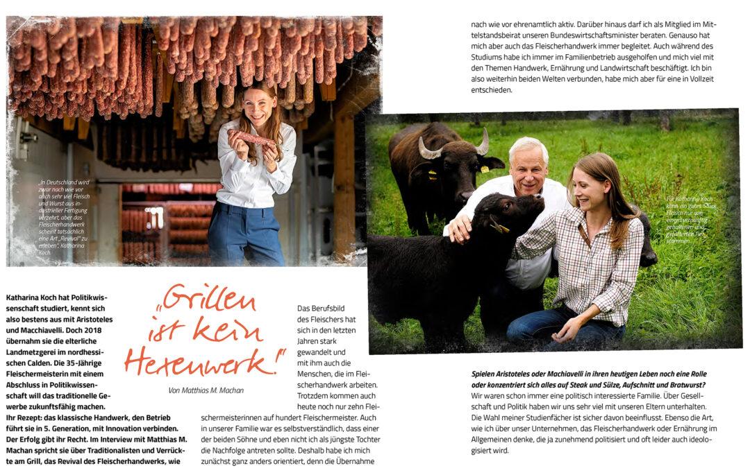 Katharina Koch Grillen ist kein Hexenwerk BBQ40